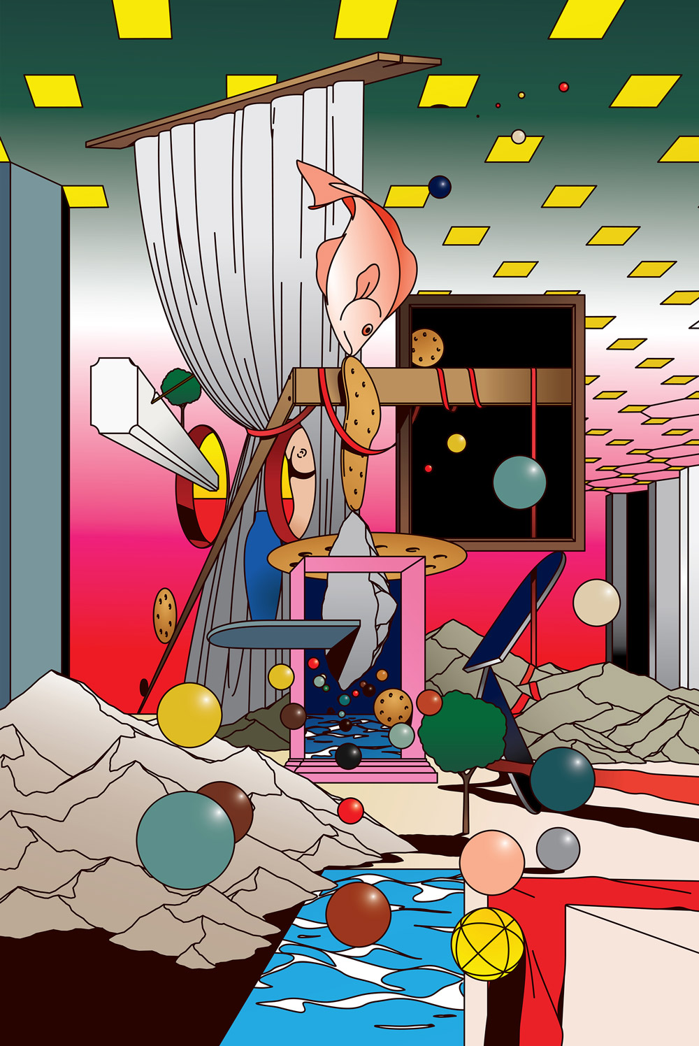 Edward Carvalho-Monaghan | Personal Work
