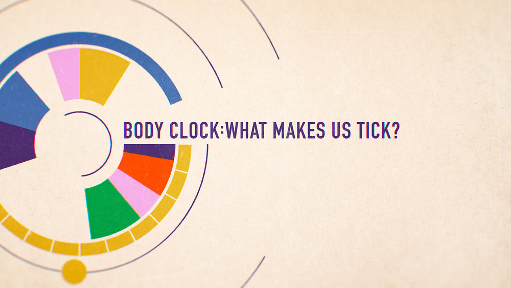 Body Clock | Pacific Quay Productions
