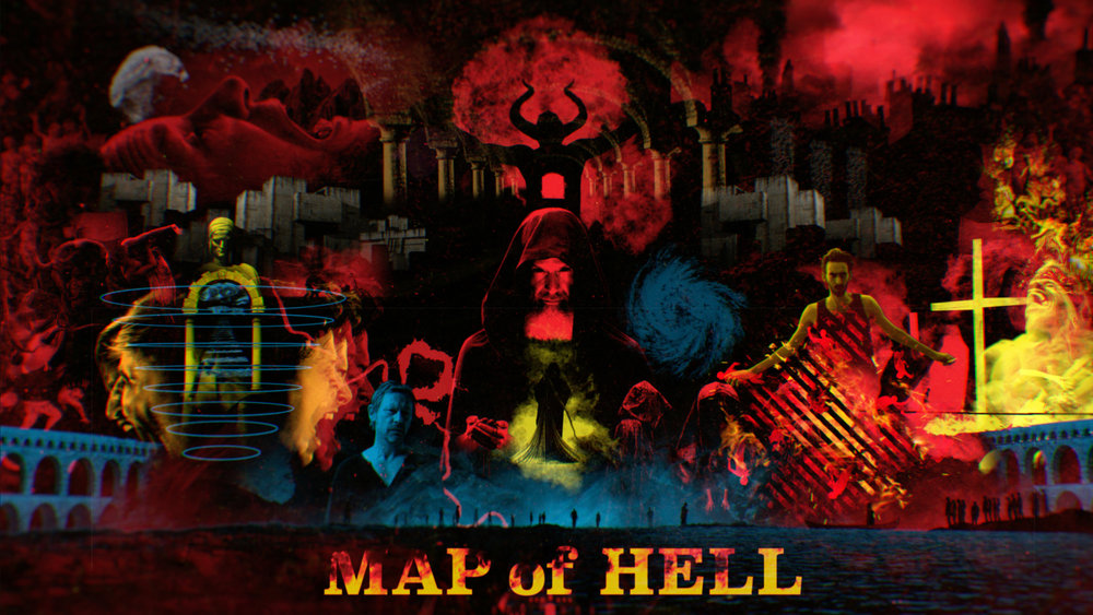 Map of Hell | National Geographic Studios