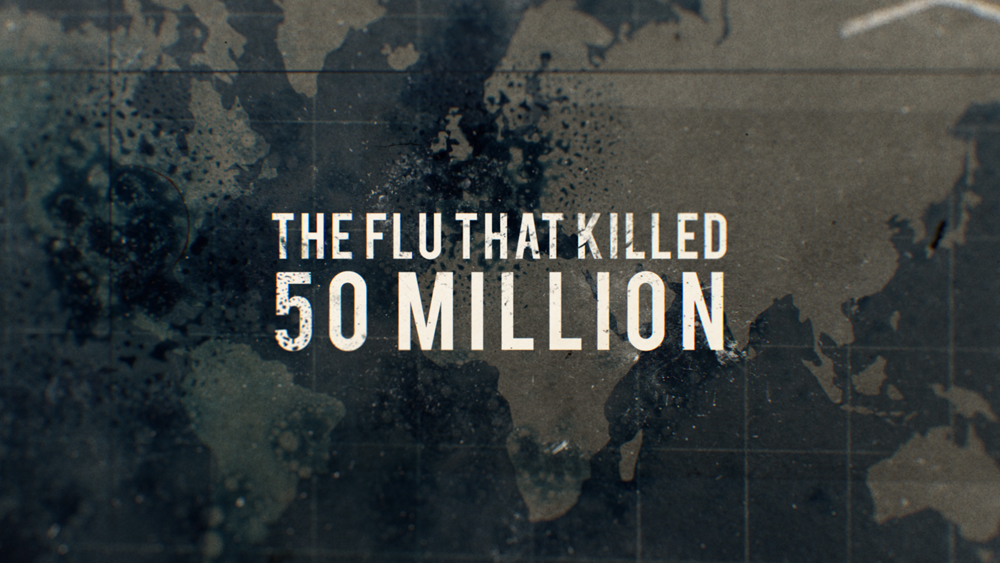 The Flu That Killed 50 Million | Pacific Quay Productions