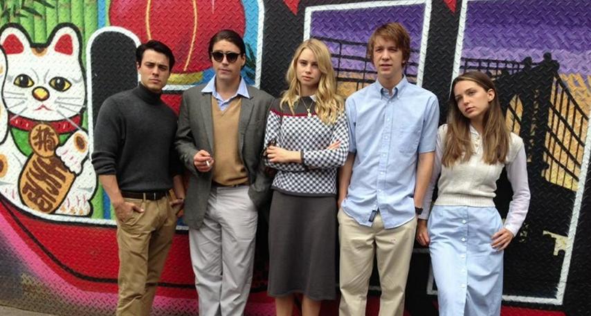 The Preppie Connection Cast