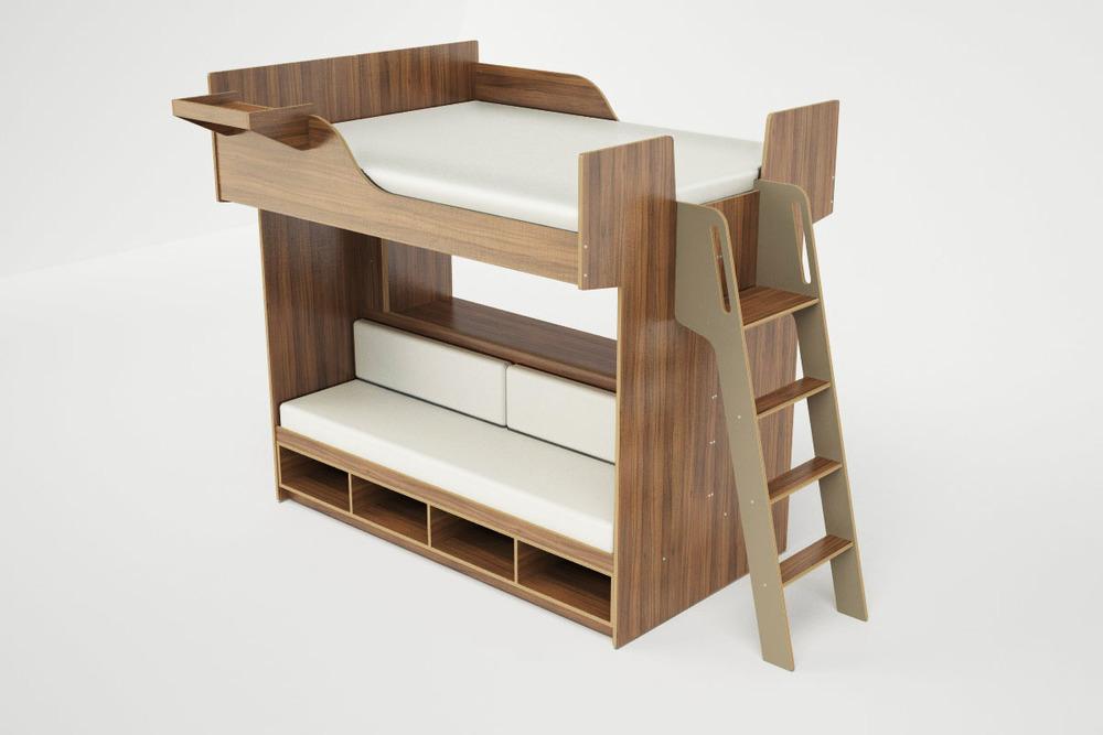 Arca Queen Loft Bed Casa Collection
