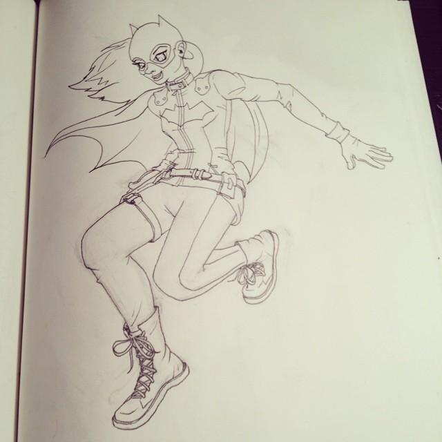 batgirlsketch