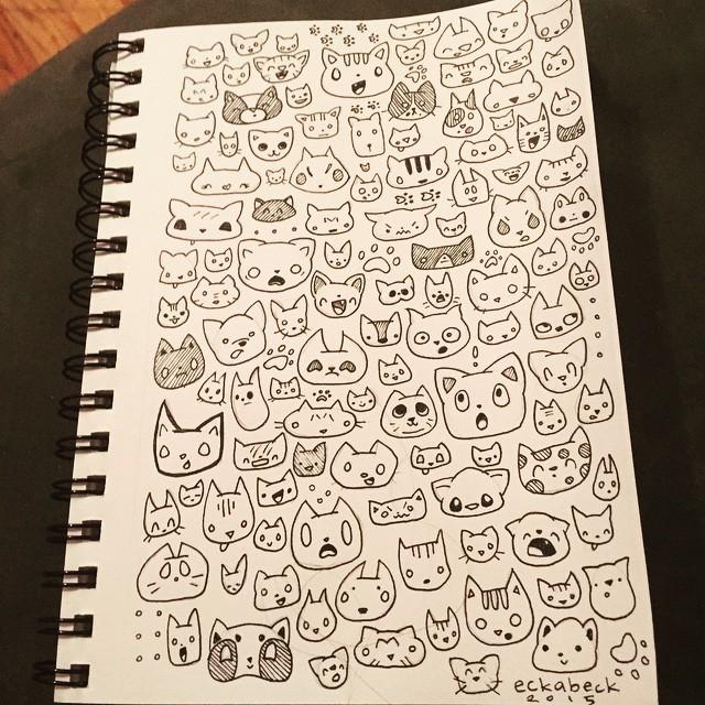 doodlescats