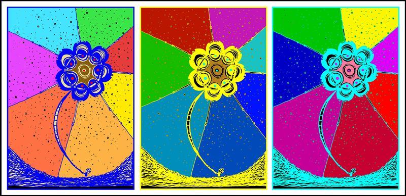 Globo Rosa... serie de tres