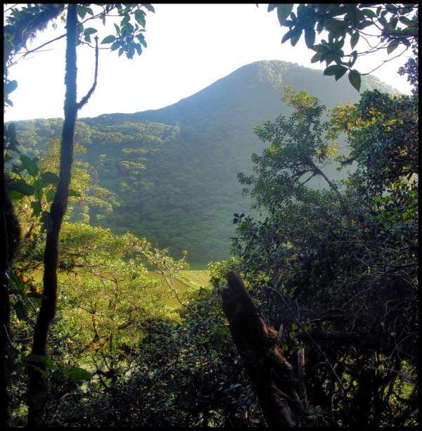 Maderas volcanoe