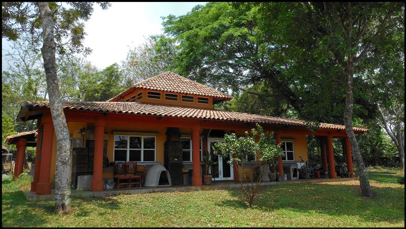 Casa John Pond, Carazo, Nicaragua. 2010