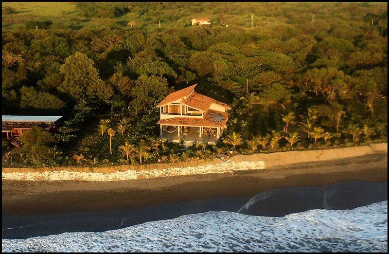 Casa Garret, San Diego, Costa del Pacífico, Nicaragua.