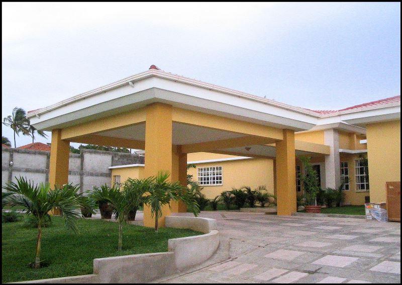 Casa Sergio Martinez, Managua, Nicaragua.