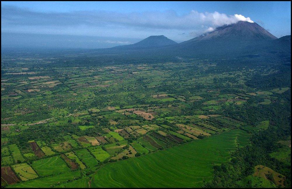 1-San Cristóbal Volcano- Chinandega, Nicaragua