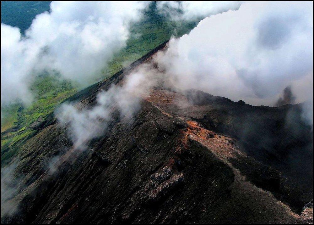 2- San Cristóbal Volcano- Chinandega, Nicaragua