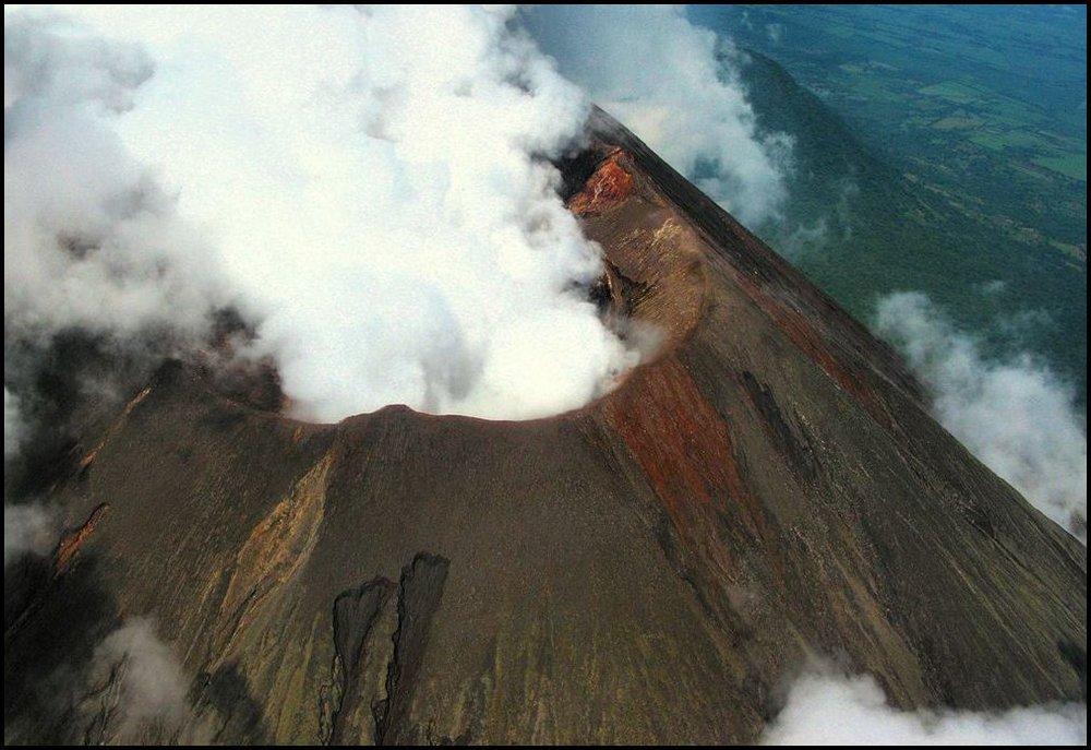 3- San Cristóbal Volcano- Chinandega, Nicaragua