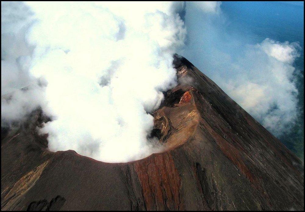 4- San Cristóbal Volcano- Chinandega, Nicaragua