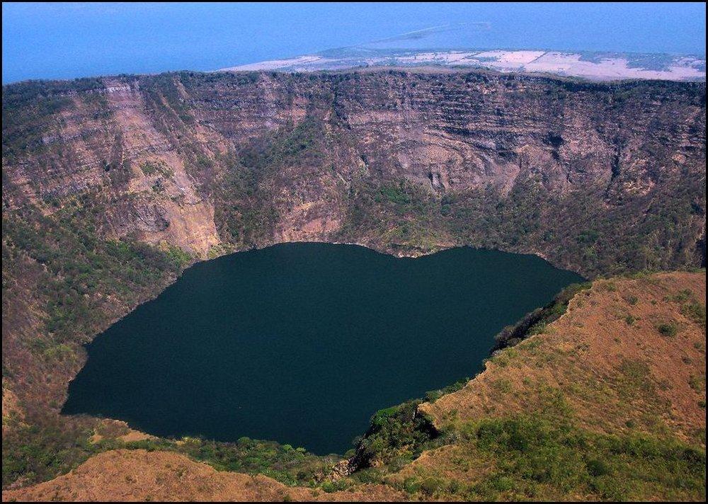 12- Cosigüina Volcano- Chinandega, Nicaragua