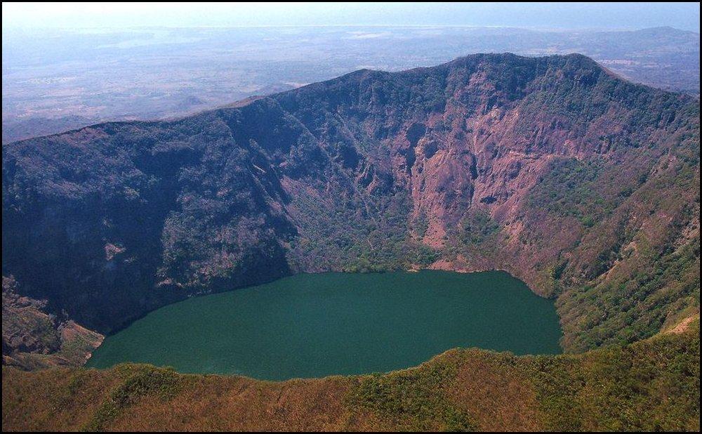 13- Cosigüina Volcano- Chinandega, Nicaragua
