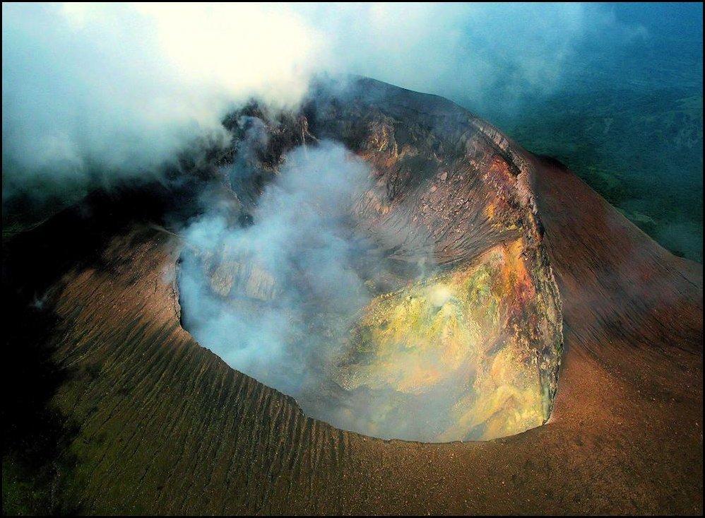 17- Telica Volcano- León, Nicaragua