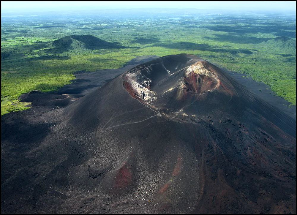 19- Cerro Negro Volcano- León, Nicaragua