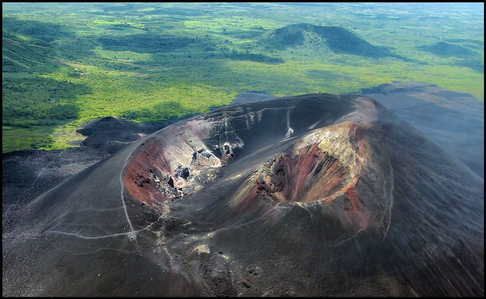 20- Cerro Negro Volcano- León, Nicaragua