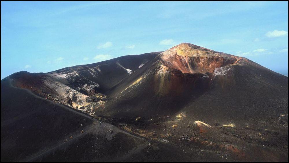 22- Cerro Negro Volcano- León, Nicaragua