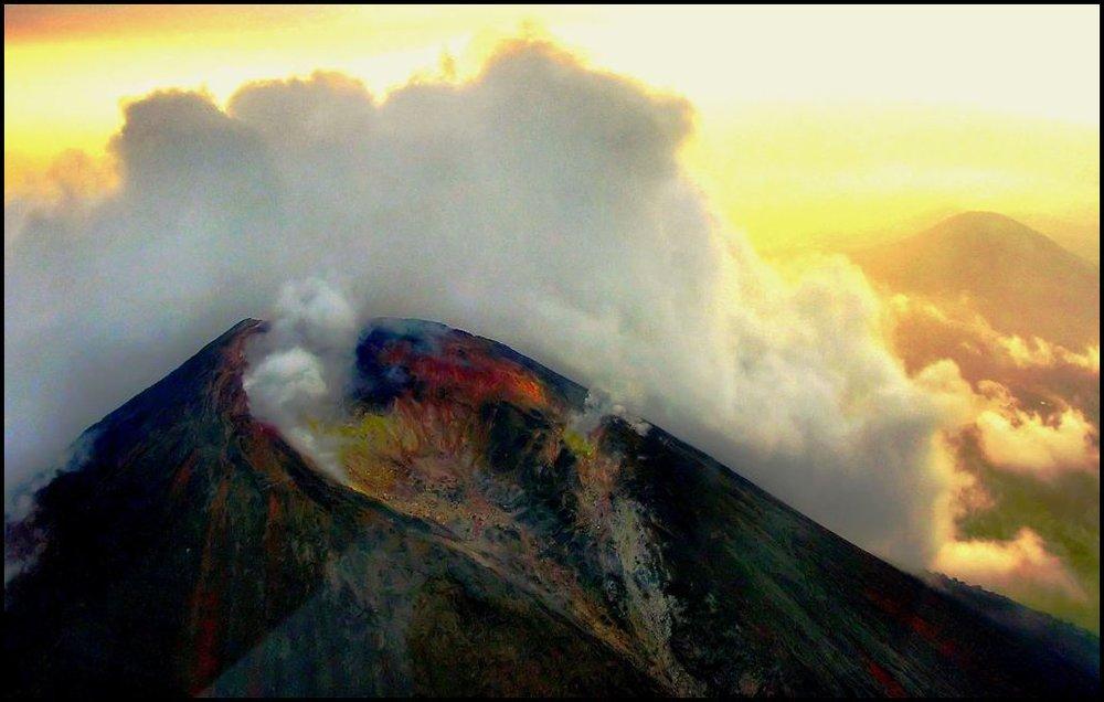 29- Momotombo Volcano- León, Nicaragua