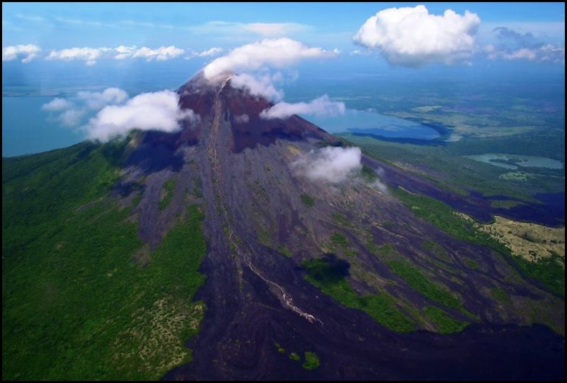 31- Momotombo Volcano- León, Nicaragua