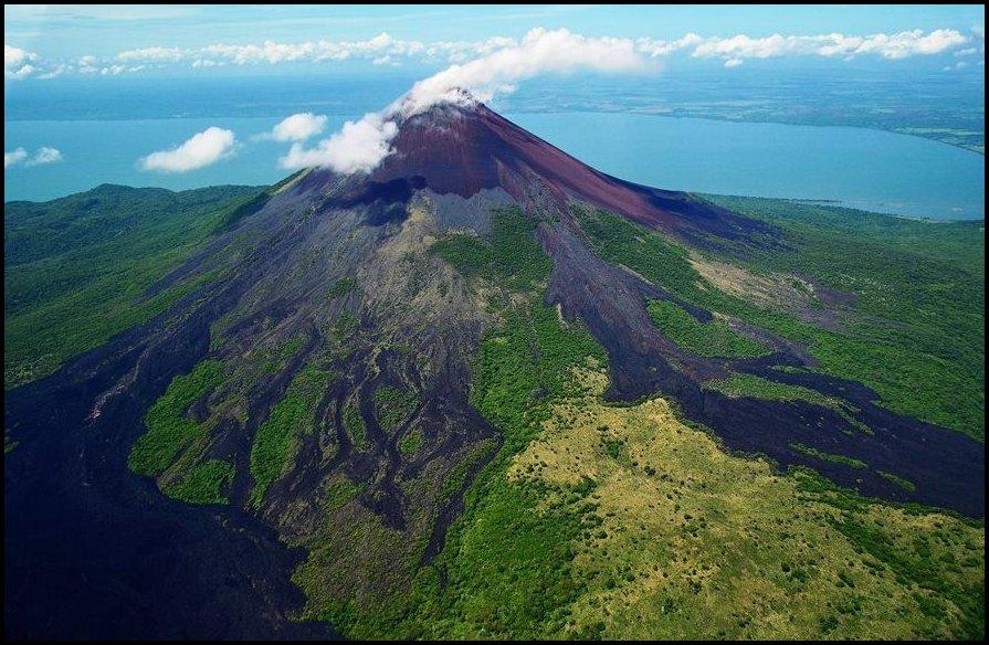 32- Momotombo Volcano- León, Nicaragua