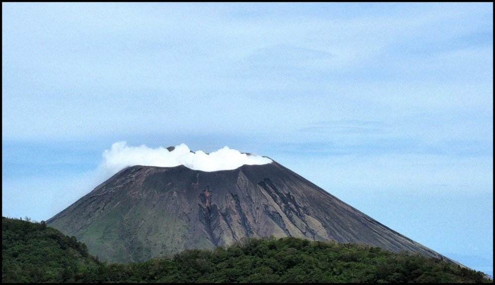 8- San Cristóbal Volcano- Chinandega, Nicaragua- View from Casita Volcano
