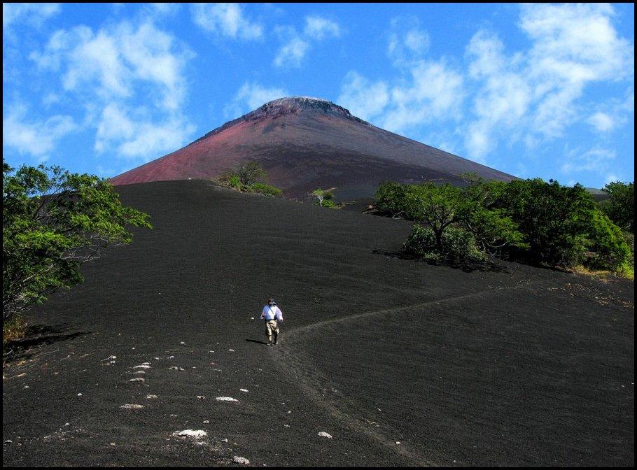 35- Momotombo Volcano- León, Nicaragua