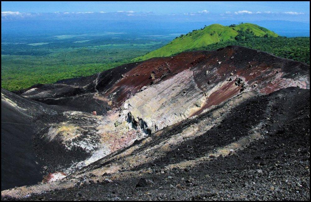 21- Cerro Negro Volcano- León, Nicaragua