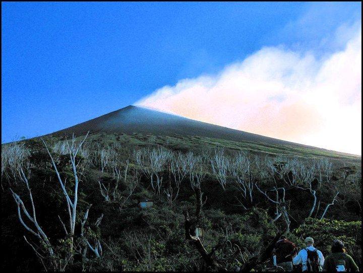 7- San Cristóbal Volcano- Chinandega, Nicaragua