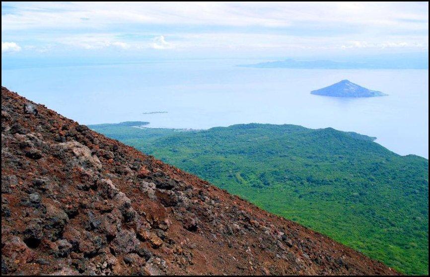 33- Momotombo Volcano- León, Nicaragua- Near the summit