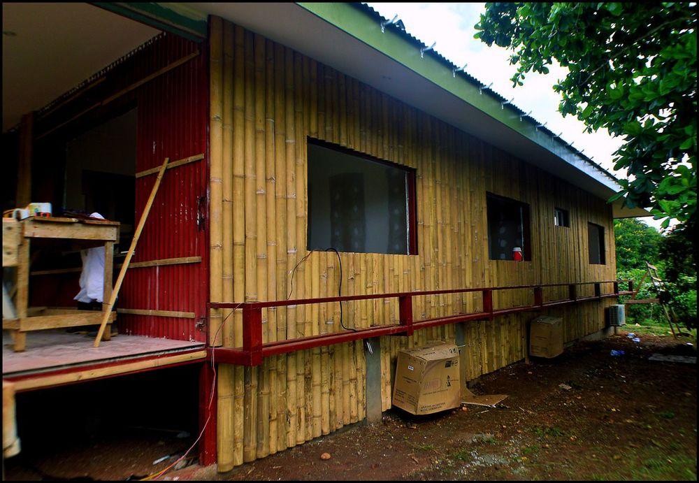 Casa Ecoplanet Bamboo, El Rama, 2014.