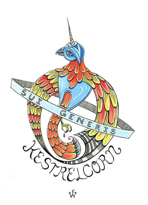 Kestrelcorn