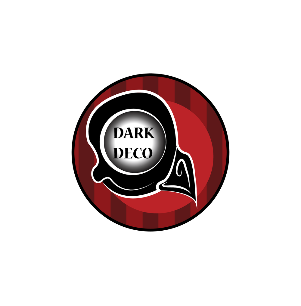 Dark Deco Logo