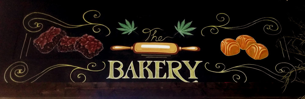 New Vansterdam Bakery Sign