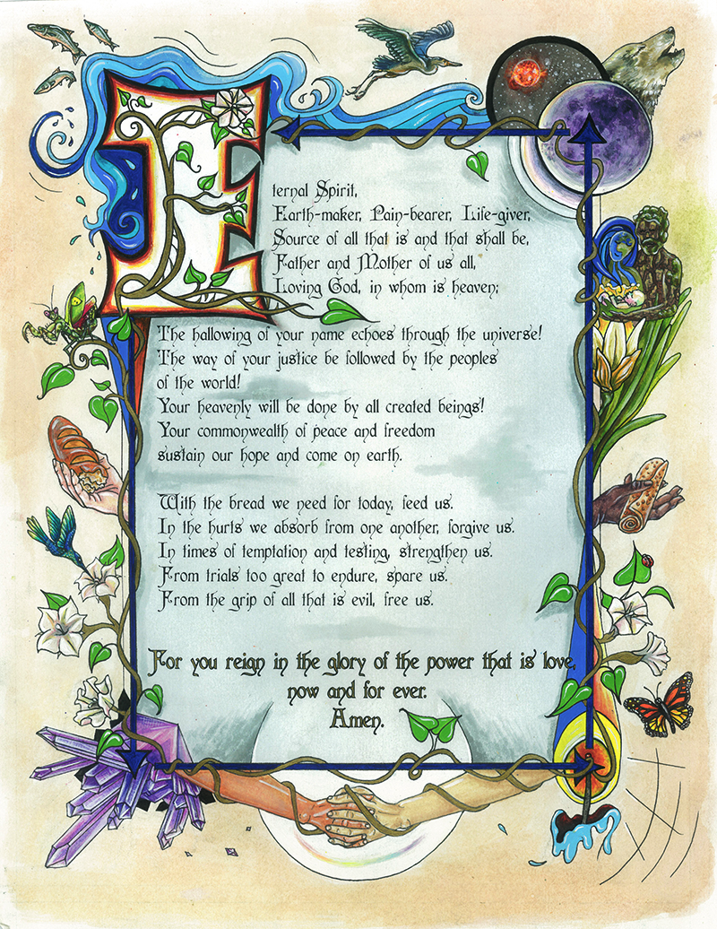 New Zealand Lord's Prayer Commission