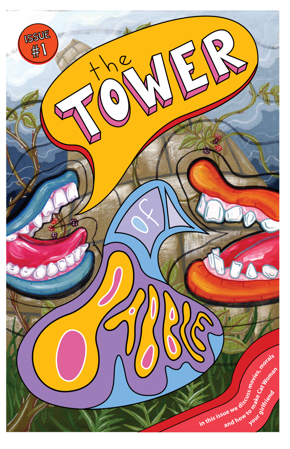 Tower of Babble Issue #1