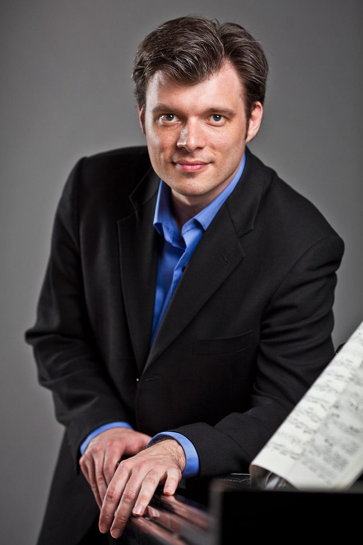 Chad Heltzel, piano