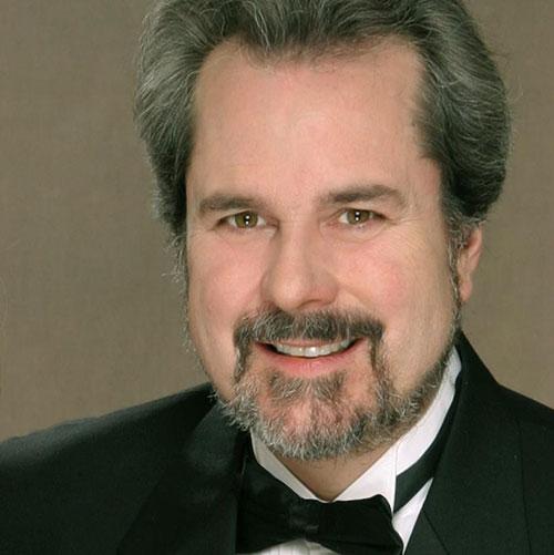 Charles Robert Stevens, bass/baritone