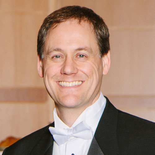David DeLyser, Choral Arts Ensemble Director