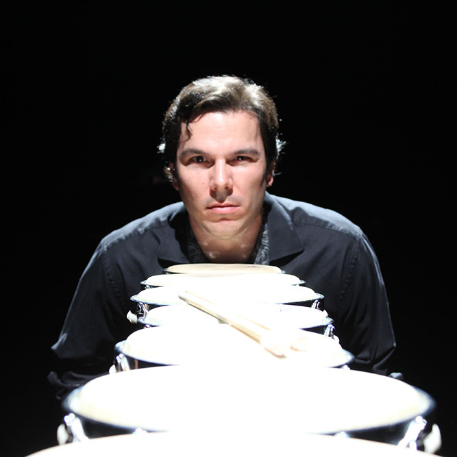 Brett Paschal, percussion