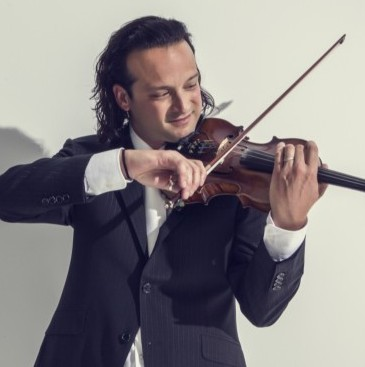 Aaron Meyer, violin