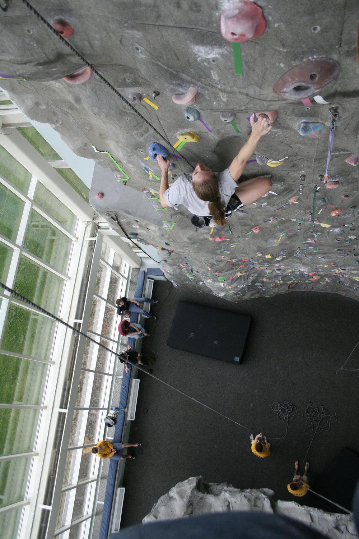UA Climbing Wall 1.JPG
