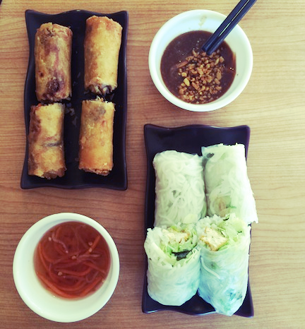 Go Vietnamese or go home.
