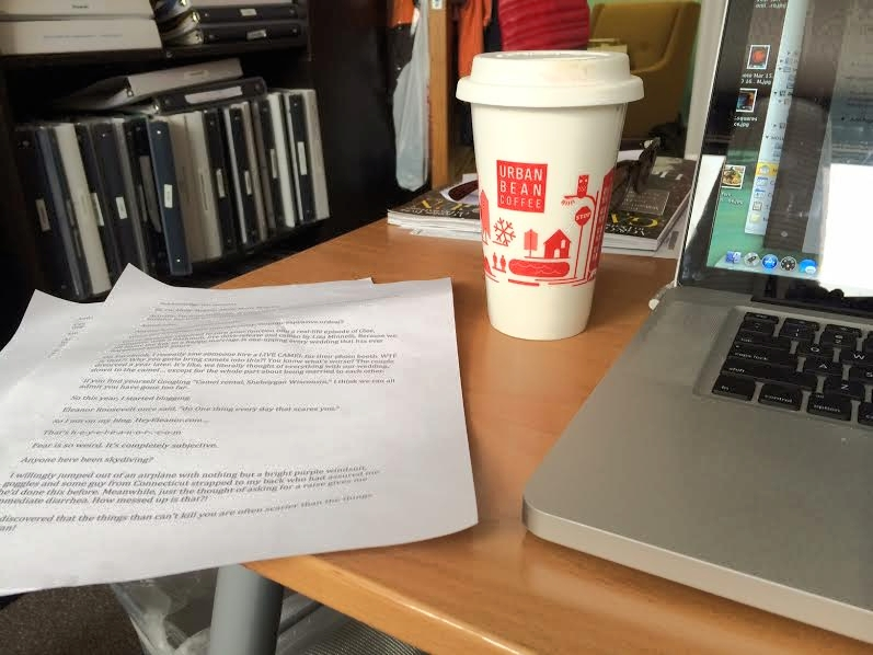 36 hours to memorize those two pages of notes..... coffee helps, right?