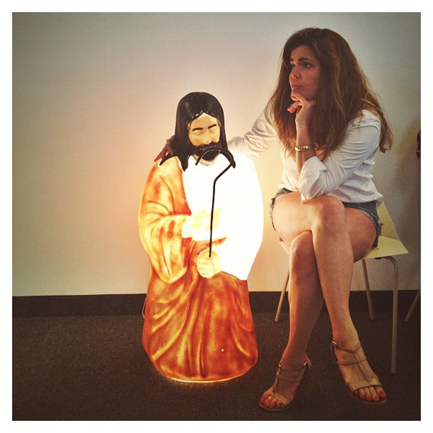 Liz's Whole30 goal: to get those legs back for the love of plastic Jesus!