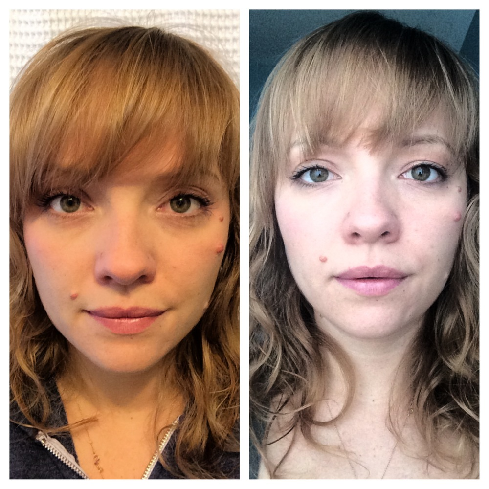 Whole30: Day 1 vs Day 31