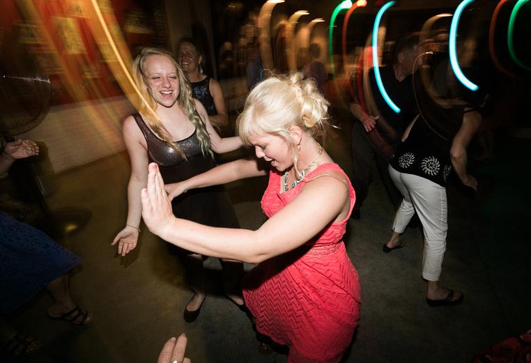 Dance time |Uppercut Boxing Gym Wedding - MPLS