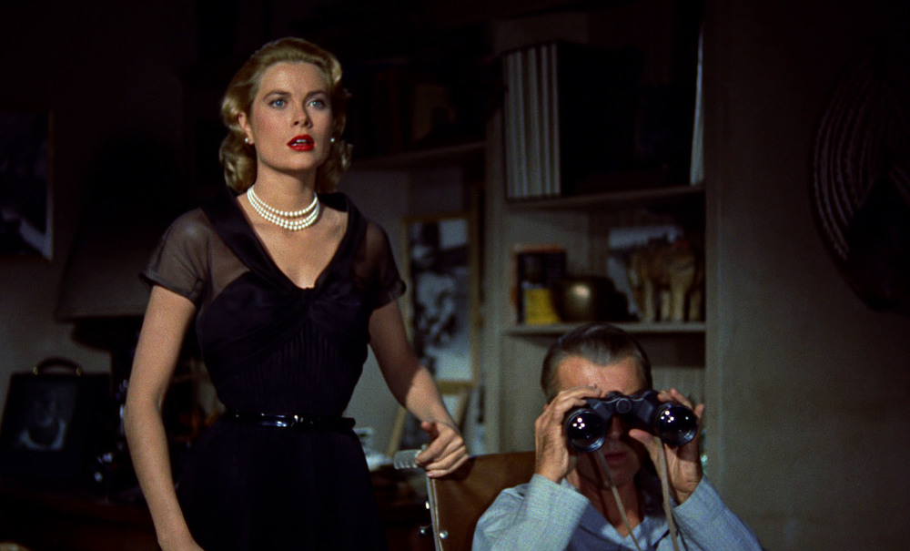 Quite possibly the best summer movie ever. | Rear Window