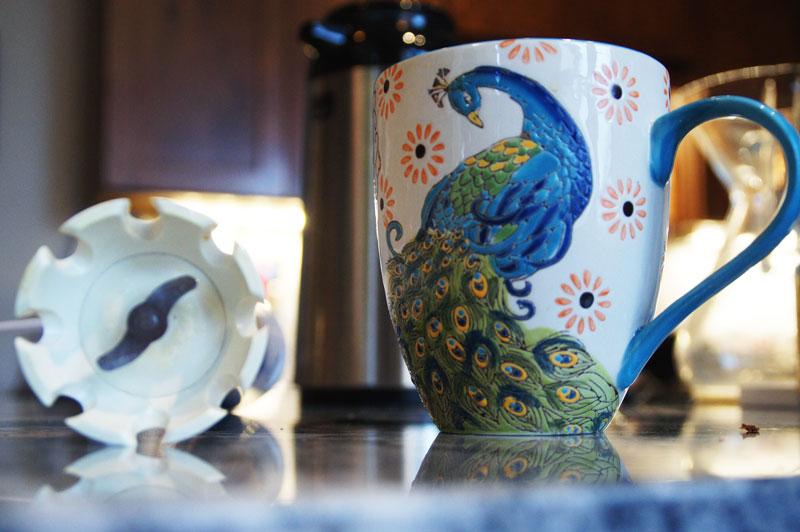 Stick blender, meet coffee mug.